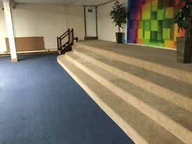 CITY OF PRAISE D1 HALLS AND OFFICES TO RENT OR HIRE - EAST HAM - ILFORD - EDMONTON - TOTTENHAM