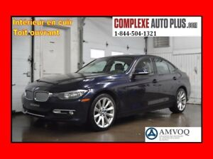 2013 BMW 3 Series 320I xDrive *Cuir,Toit ouvrant, 320 i
