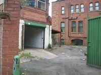 garage storage & warehouse space