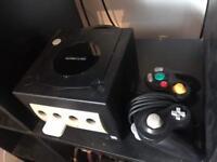 Gamecube and accessories
