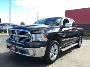 2016 Ram 1500 BIG HORN**8.4 TOUCHSCREEN**NAVIGATION**BACK UP CAM