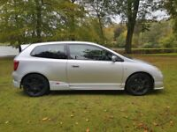 Honda Civic Type R EP3 LPG Gas converted 2003 6 speed box