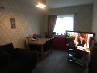 1 bed ground floor flat to exchange for a 2 bed