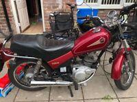 Yamaha sr125