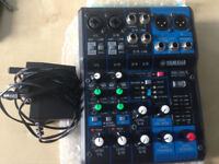 Yamaha MG06X Mixer Excellent Condition with Power Supply