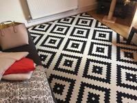 Ikea rug large