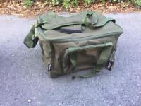 New carp Fishing carryall green ngt stalking bag