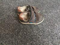 Boys clark shoes