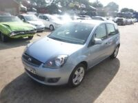 FORD FIESTA - LN07SPZ - DIRECT FROM INS CO