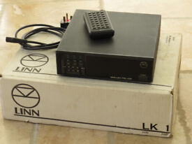 Linn LK1 pre amplifier - For Spares or Repair