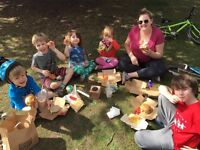 Au pair/ nanny/ mothers help required Tuesday's and Wednesday start ASAP