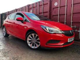 image for Vauxhall Astra 2016 1.6 Diesel Year Mot No Advisorys Low Miles Cheap To Run And Insure £0 Road Tax !