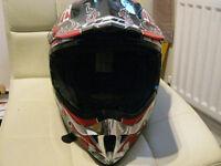Hjc cl-x5 moto x helmet