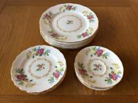 Vintage Royal Chelsea Floral Spray Design Collection COLLECT LEEDS