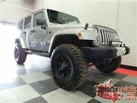 2014 Jeep Wrangler BRAND NEW 4IN PRO COMP LIFT/ RIMS & TIRES/ LI