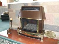 Gas Fire-full working order