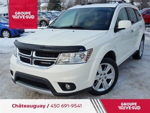 2012 Dodge Journey R/T + AWD+ CUIR + MAGS +