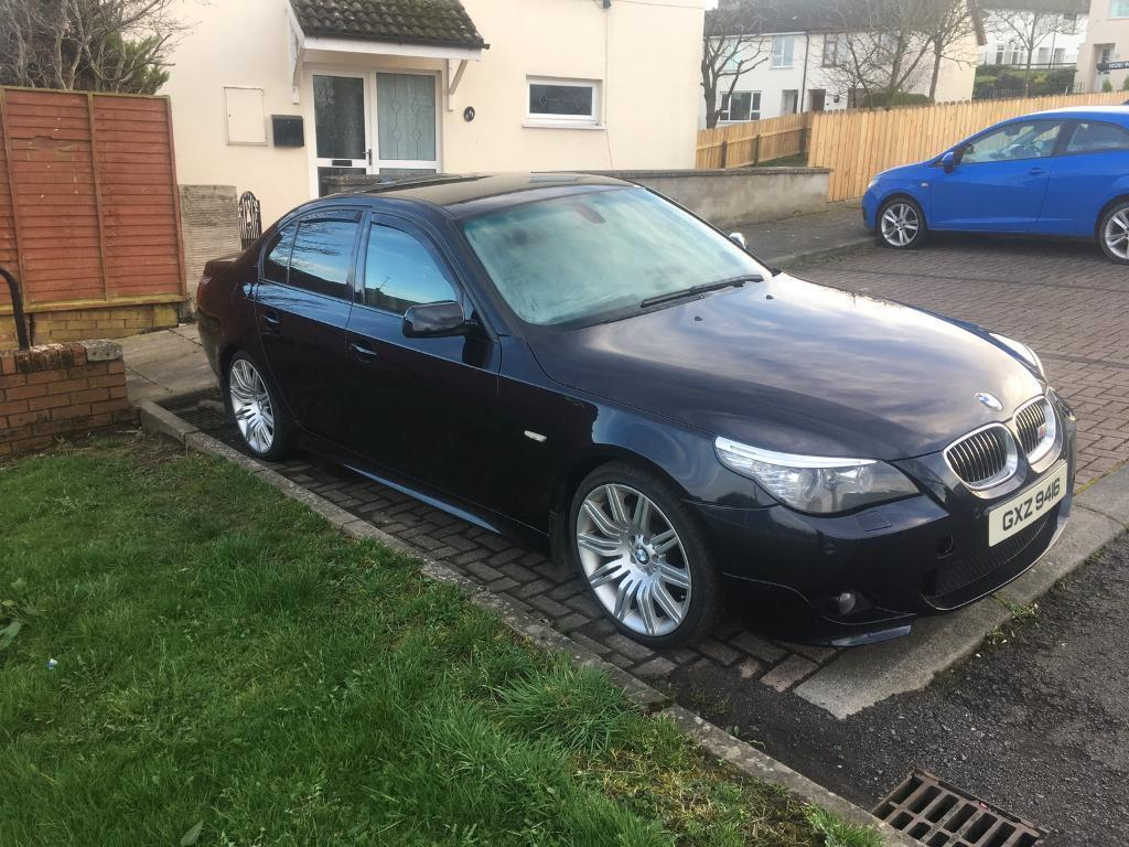 bmw e60 530d lci m sport in banbridge county down gumtree. Black Bedroom Furniture Sets. Home Design Ideas