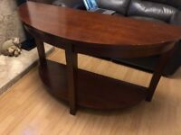 Used Harveys Coffee Table and Side table