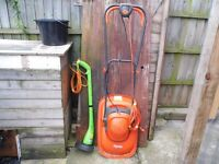 wanted old / unused / not working garden equipment