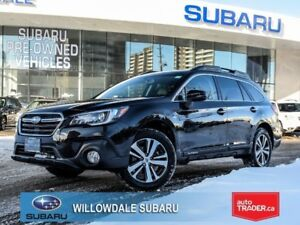2018 Subaru Outback 2.5i Limited | LEATHER | NAVI | POWER LIFTGA