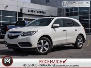 2015 Acura MDX SH-AWD LEATHER SUNROOF