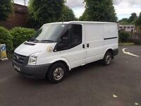2012 Ford Transit 260 SWB, FSH, 1 Company Owner 76,000 miles