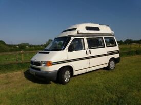 VW Trident Autosleeper Campervan 1998 Only 80,000 miles