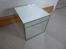 Mirror Glass storage box