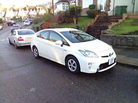 Toyota Prius Hybrid 2014 Low Mileage PCO Ready