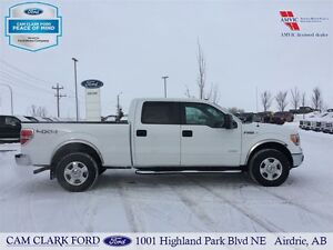2013 Ford F-150 XLT SuperCrew 157 EcoBoost MAX 4WD