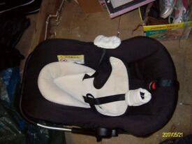 siver surf all in one/car seat and loads more