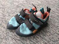 Scarpa Force V women's climbing shoes