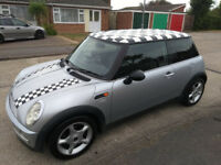 2002 Mini Cooper 1.6 Excellent Condition Lovely Drive