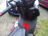KYMCO SUPER 9 Moped - 10 months MOT