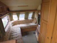 2 Berth Caravan - Ace Abbey Airstream 1994