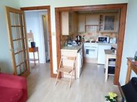 COSY 1 BED FLAT, TOP FLOOR, TOP OF LEITH WALK, SOUTH VIEWS OF CARLTON HILL AND ARTHUR'S SEAT