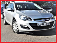 (39800 Miles)-- 2012 Vauxhall Astra 1.4 -- i VVT Exclusiv --Cheap on Fuel --Low Mileage --Part Ex OK