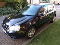 2005 VW GOLF 1.6 FSI TREND-PETROL