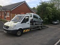 Mercedes sprinter 313 cdi recovery