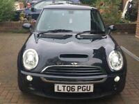 Mini cooper s automatic supercharged
