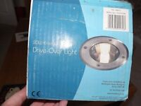 GARDEN/PATIO/DRIVE OVER LIGHTS - BRAND NEW IN BOX
