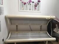 Phillips Lay down double sunbed