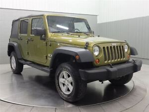 2008 Jeep Wrangler UNLIMITED SPORT4X4 A/C MAGS West Island Greater Montréal image 3