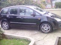 Ford focus c max tdci zetec desiel great condition moted