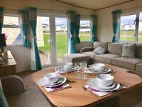 Stunning 2 bedroom static caravan for sale Durham coast pet friendly