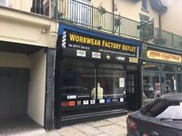 Retail Shop / Office Space to Rent in Birkenhead - £400 a month, all bills included!