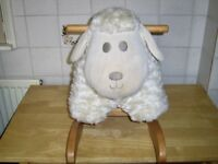 Mamas & Papas - Sally the Sheep Rocker with Sounds