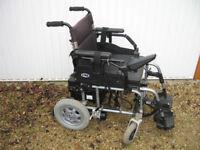 DMA Escape folding electric power wheelchair