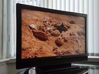 Sony Bravia 40 inch HD LCD TV with Freeview